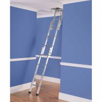 Lyte 3 Section Loft Ladder 3m