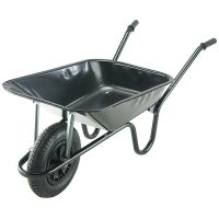 85ltr Wheelbarrow With Pneumatic Tyre