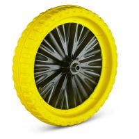 Puncture Proof Wheelbarrow Wheel With Universal Fitment