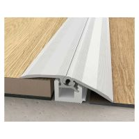 LVT Multi-Functional Silver Profile 1860mm