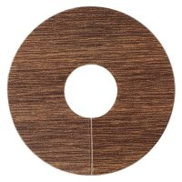 Laminate Flooring Pipe Covers Bakersfield Chestnut Pack of 4