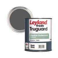 Leyland Truguard Flexible Exterior Undercoat Dark Grey 750ml