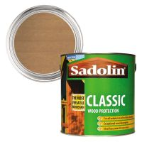 Sadolin Classic Wood Protection Light Oak 2.5ltr