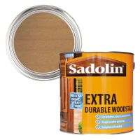 Sadolin Extra Woodstain Light Oak 2.5ltr