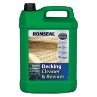 Ronseal Decking Cleaner & Reviver 5ltr