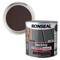 Ronseal Decking Rescue Paint English Oak 2.5ltr