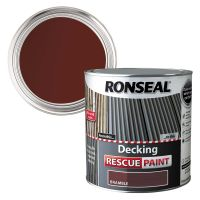 Ronseal Decking Rescue Paint Bramble 2.5ltr