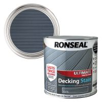 Ronseal Ultimate Decking Stain Slate 2.5ltr