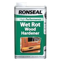 Ronseal Wet Rot Wood Hardener 500ml