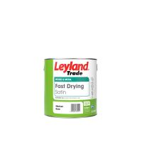 Leyland Fast Drying Satin Medium Colour Mixing Base 2.5ltr