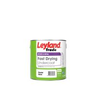 Leyland Trade Fast Drying Undercoat Paint Colour Mixing Base 2.5ltr