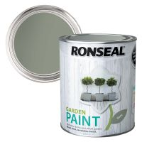 Ronseal Garden Paint Slate 750ml