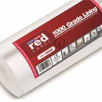 Red Label 1000 Grade Lining Paper 40m