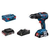 Bosch 18293761772 Brushless Combi Drill With 2 x 3Ah Batteries