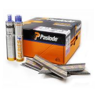 Paslode 3.1 x 63mm Ring Galv Plus Nail Fuel Pack For IM360 PK2200
