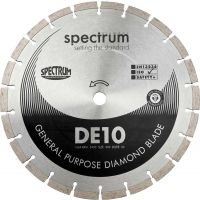 Standard General Purpose DE10 230mm Diamond Blade