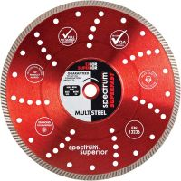 Pro Universal TX10R 115mm Diamond Blade