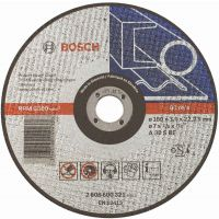 Flat Metal Cutting Disc 180 x 22mm Bore