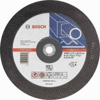 Flat Metal Cutting Disc 300 x 20mm Bore