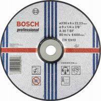 Metal Grinding Disc 230 x 22mm Bore