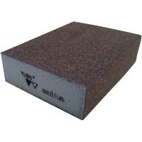 Medium Grade Small Foam Sanding Block
