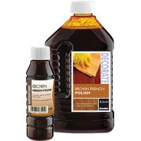 Barrettine French Polish Brown 250ml