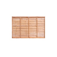 Lap Fence Panel 1829 x 1220mm (6' x 4') FSC®