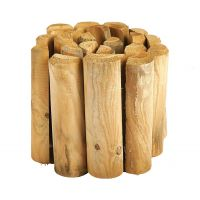 "Log Roll Treated Green 225 x 1829mm (8"" x 6') FSC®"