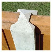 Supreme Slotted Concrete Post Intermediate
