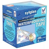 Sylglas Aluminium Waterproofing Tape 50mm x 4m