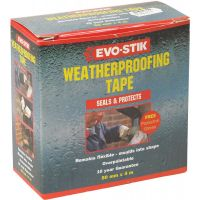 Evo-Stik Weatherproof Tape 4m x 50mm
