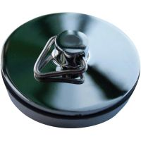 Chrome Basin Plug 1½""