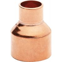 Copper End Feed Fitting Reducer 22mm x 15mm Pack of 10