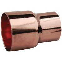 Copper End Feed Straight Reducer 28mm x 22mm Pack of 10