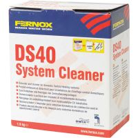 Fernox DS40 Central Heating System Cleaner 1.9kg