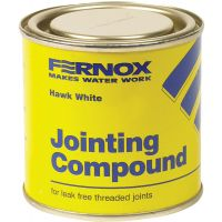 Fernox Hawk White Pipe Jointing Compound 400g