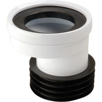 Hunter 110mm Offset Toilet Pan Connector