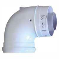 Ideal Flue 90 Degree Elbow