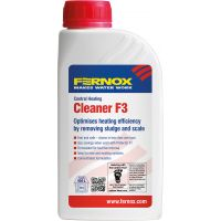 Fernox F3 Central Heating System Cleaner 500ml