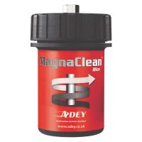 Adey MagnaClean Black Micro 22mm System Filter