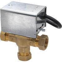 Honeywell V4073A 3-Port Motorised Zone Valve 22mm