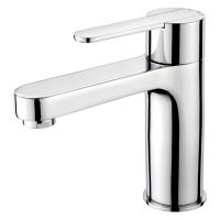Comap Strata Mono Basin Mixer Tap with Clicker Waste