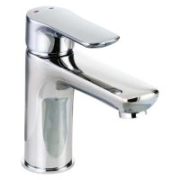Comap Andreu Mono Basin Mixer Tap with Clicker Waste
