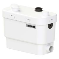 Sanivite+ 6004 Kitchen and Utility Macerator Pump
