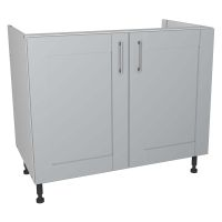 Verona Grey 1000mm Base Unit