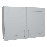 Verona Grey 1000mm Wall Unit