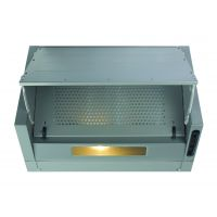 CDA 600mm Integrated 3 Speed Extractor Hood
