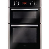 CDA Built-In 900mm Stainless Steel Double Fan Oven DC940SS