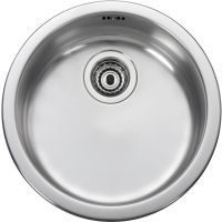 Leisure Round Bowl Stainless Steel Sink