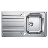 Blanco Dinas 1.0 Bowl Stainless Steel Kitchen Sink & Tap Pack
